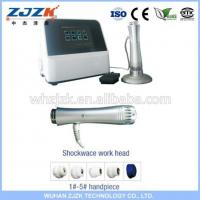 Quality 1- 16 HZ 230W Dropshipper Shockwave Therapy Machine For Relief Knee Pain for sale