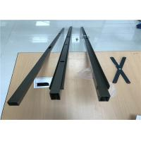 China Powder Coating Aluminum Profiles For Security Door Sliding Open Style wholesale