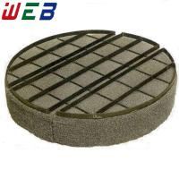 China Nickel Wire Mesh Demister Pads (DN300-6000) wholesale