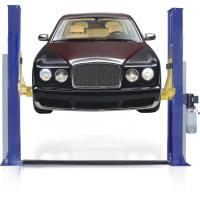 China 4.0 T Two Posts Floor Plate Car Lifts (2SLF4.0) wholesale