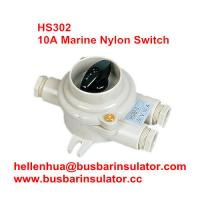 Wholesale 10A marine nylon boat accessories switch HS302 switch power handware in bulk from china suppliers