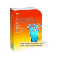 China HOT selling  Office 2010 Home and Business  product key card (PKC) wholesale