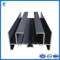 China Clear anodize extruded aluminum profiles for pop-up exhibition stand wholesale