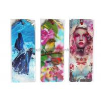 China Custom Plastic Bookmarks With Display Box wholesale