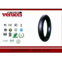 China 600-9 / 650-10 Black Car Rubber Inner Tubes Heat Resistance Ageing Resistance wholesale