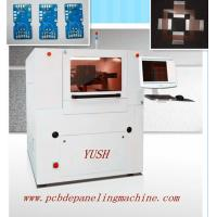 China Ul Rohs Hasl Fr4 94v0 Laser PCB Depaneling Machine with Water Cooling wholesale
