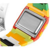 Quality Wholesale Synoke Children New Concept  Rainbow Digital Watch LED Students Wrist Watches  8080 for sale