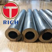 China Precision Seamless Carbon Steel Mechanical Tubing 1045 4130 4140 Cold Drawn wholesale