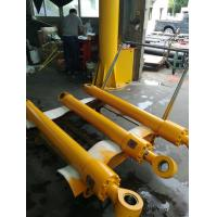 China Construction equipment parts, Hyundai R160 boom  hydraulic cylinder ass'y, Hyundai excavator parts wholesale