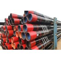China Round K55 / 16Mn Oil Casing Pipe For Oil Industry , GB Seamless Steel Pipe wholesale