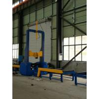 China Heavy Duty H Beam Combined Machine Synchronize Clamping Flange and Web Plate by Atos Hydraulic  System wholesale