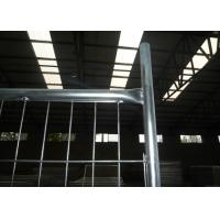 China Safety Removable Swimming Pool Fencing , Temporary Chain Link Fence Panels wholesale