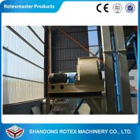 Quality Rotexmaster animal grain hammer mill grinder YSDF65*27 water drop type for sale