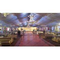 China Outdoor Luxury Wedding Event Tents Unique Decoration For Wedding Ceremony on sale