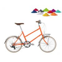 China Promotional Bike Frame Powder Coating Epoxy Polyester Resin Material wholesale