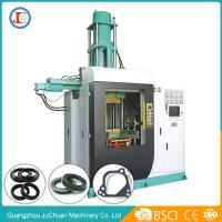 China 600 Ton Clamp Force Silicone Rubber Injection Molding Machine For FPM Products / Industrial Parts wholesale