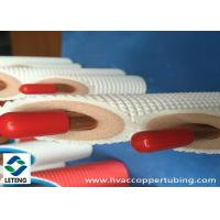 China Air Conditioning Thick Walled Rigid Copper Pipe for Refrigerant Cooling / Heating wholesale