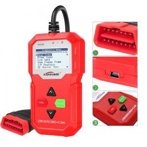 China TFT Color Screen Vehicle Diagnostic Tools KONNWEI KW590 Launch X431 Pro Long Lifespan wholesale