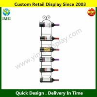 China Wall Mount Wine/Towel Rack (Holds 6 Bottles) YM6-080 wholesale