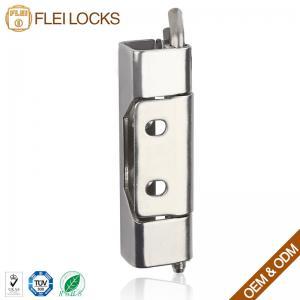 China 304 Stainless Steel Hinges , Electrical Cabinet Pin Hinge Polishing Surface Finish wholesale