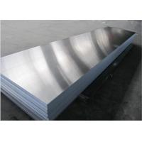 China 5083 H111 H112 Aluminium Alloy Sheet / Plate for Boat , thickness 3 - 16mm wholesale