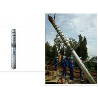 China 6 Inch Deep Well Submersible Pump For Borehole Well Centrifugal / Vertical Theory wholesale