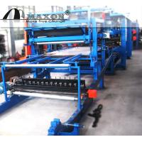China Insulated Sandwich Panel Production Line for Decoration Exterior/Interior Wall Panels on sale