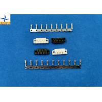 China 1.5mm Pitch Battery Connectors with Tin-plated terminals 6 Poles Crimp Wire to Board Connector wholesale
