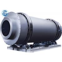China Three Pass Drum Rotary Sand Dryer Machine Different model ISO9001 Certification wholesale