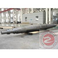 China Heavy Duty Carbon Steel Forging Motor Shaft For Chemical Machinery , GB / T3077 1999 wholesale