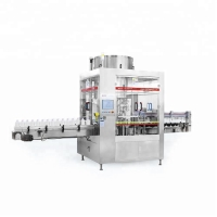 China Module Structure Shower Gel Automatic Bottle Capping Machine on sale