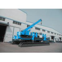 China Eco Hydraulic Piling Machine For Building Construction High Piling Speed wholesale