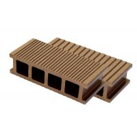China 150X35-B High Quality Bridge Swimming Pool Decking Waterproof WPC Material wholesale