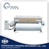 China Digital Control Chain Stitch Quilting Machine 128 Inches With 300 Quilting Patterns wholesale