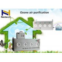 China 6g 12g Ozone Generator Wall Mounted Ozone Air Purifier With Timer Used In Hotel wholesale