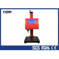 China Auto Parts Plane Electrical Dot Peen Marking Machine With USB Interface wholesale