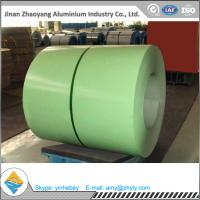 China 1060 0.5mm PVDF Prepainted Aluminum Coil For Composite Panel ISO 9001 Approval wholesale