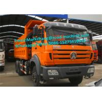 China 340/380 Hp 6X4 Heavy Duty Dump Truck Tipper Truck Front Lifting wholesale