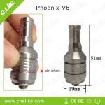 China Fashionable Mechincal mod electronic cigarette phoenix V6 wholesale