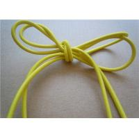 Quality Colourful 2 mm Waxed Cotton Cord Rope Eco Friendly Clothes Accessories for sale