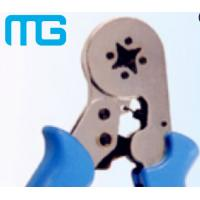 China Insulated Cord End Terminal Crimping Tool MG-8-6-4 24 - 10 AWG Wire Crimping Pliers wholesale