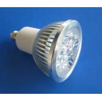 China CE, RoHs Residential 4 x 1W E17 / E14 LED Spot Lamps 4 Watt spotlight bulb 2700 - 8500k wholesale