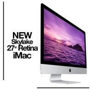 "China Apple Retina iMac 27"" 5k 4.0Ghz i7 SKYLAKE 32GB Ram 3TB Fusion Windows 10 NEW wholesale"