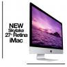 "Buy cheap Apple Retina iMac 27"" 5k 4.0Ghz i7 SKYLAKE 32GB Ram 3TB Fusion Windows 10 NEW from wholesalers"