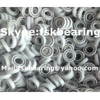 Quality Acid And Alkali Resistant POM / PP Plastic Ball Bearing Nonstandard for sale