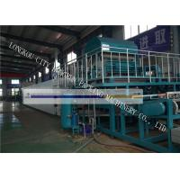 China Big Capacity Egg Carton Making Machine For Chicken Farm 380V / 50HZ wholesale