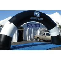 China inflatatable arch portable and affordable advertising inflatable arch with light wholesale