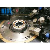 China Three Needles Coil Winding Machine 380v Voltage For Brushless Motor Stator wholesale