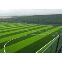 Buy cheap 40 Mm - 60 Mm Outdoor Football Realistic Artificial Grass Mat Landscaping Real from wholesalers