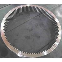 Quality Hydraulic Press Ring Gear Forging For Wind Turbine And Marine Gearbox for sale